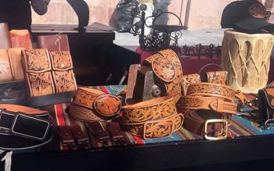 Artesanos Participarán En El Festival Del Folclor El Sol De Zacatecas
