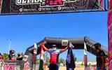 El Sol de ZacatecasLos triatletasrecorrieronlos municipios de Jerez, Villanueva, Zacatecas, Morelos, Veta Grande, Zacatecas capital, con destino al Cerro de la Bufa