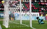Mineros comenzó ganando desde temprano, al minuto 13, Guillermo Martínez se hacía presente en el marcador