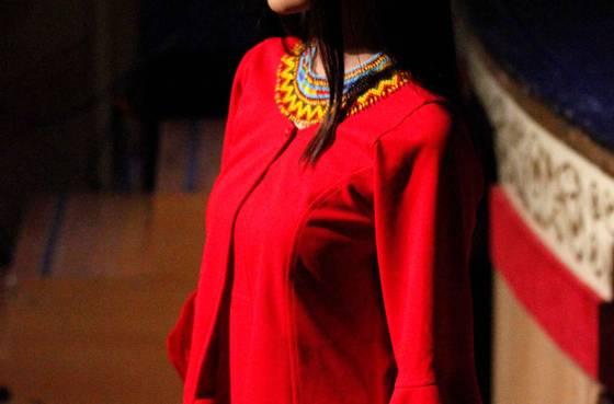 dae3efe128da Sarah Bustani presentó colección de moda en Zacatecas - El Sol de ...