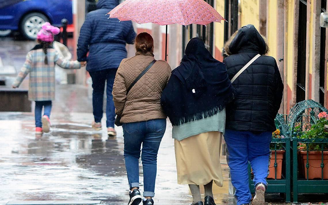 Chalchihuites, el municipio más frío de Zacatecas; Río Grande donde más llovió - El Sol de Zacatecas