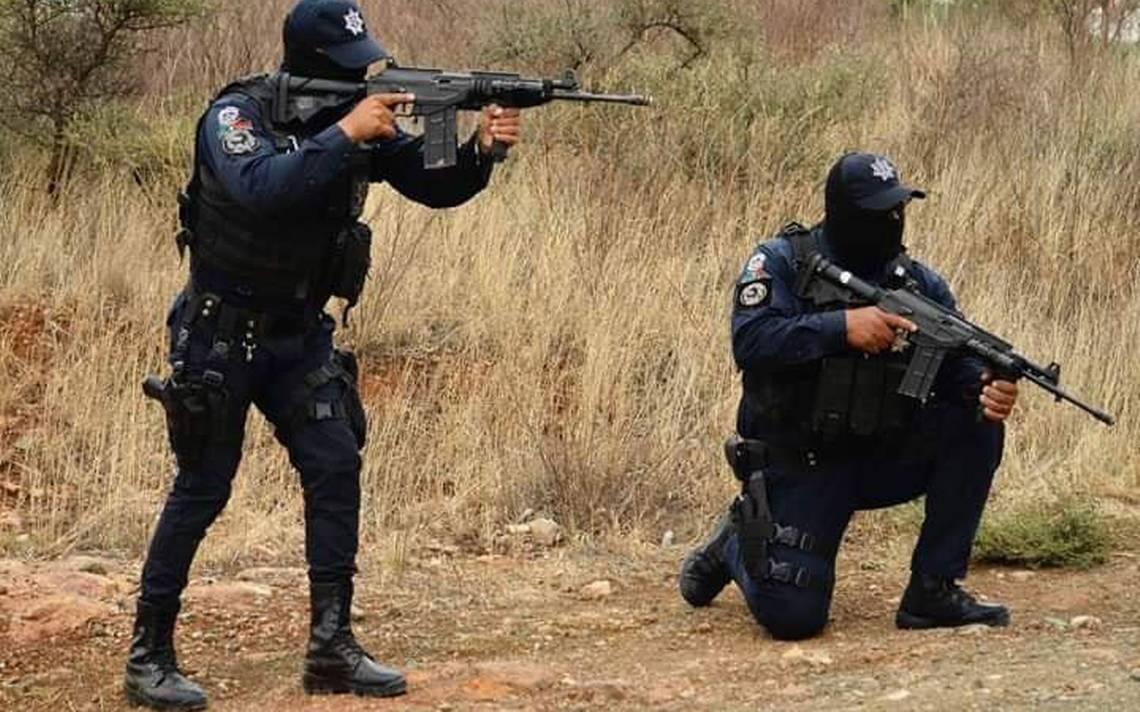 Enfrentamiento entre policías y delincuentes en Río Grande, Zacatecas, deja cuatro muertos - El Sol de México